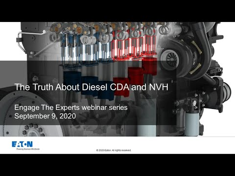 The truth about cylinder deactivation and NVH