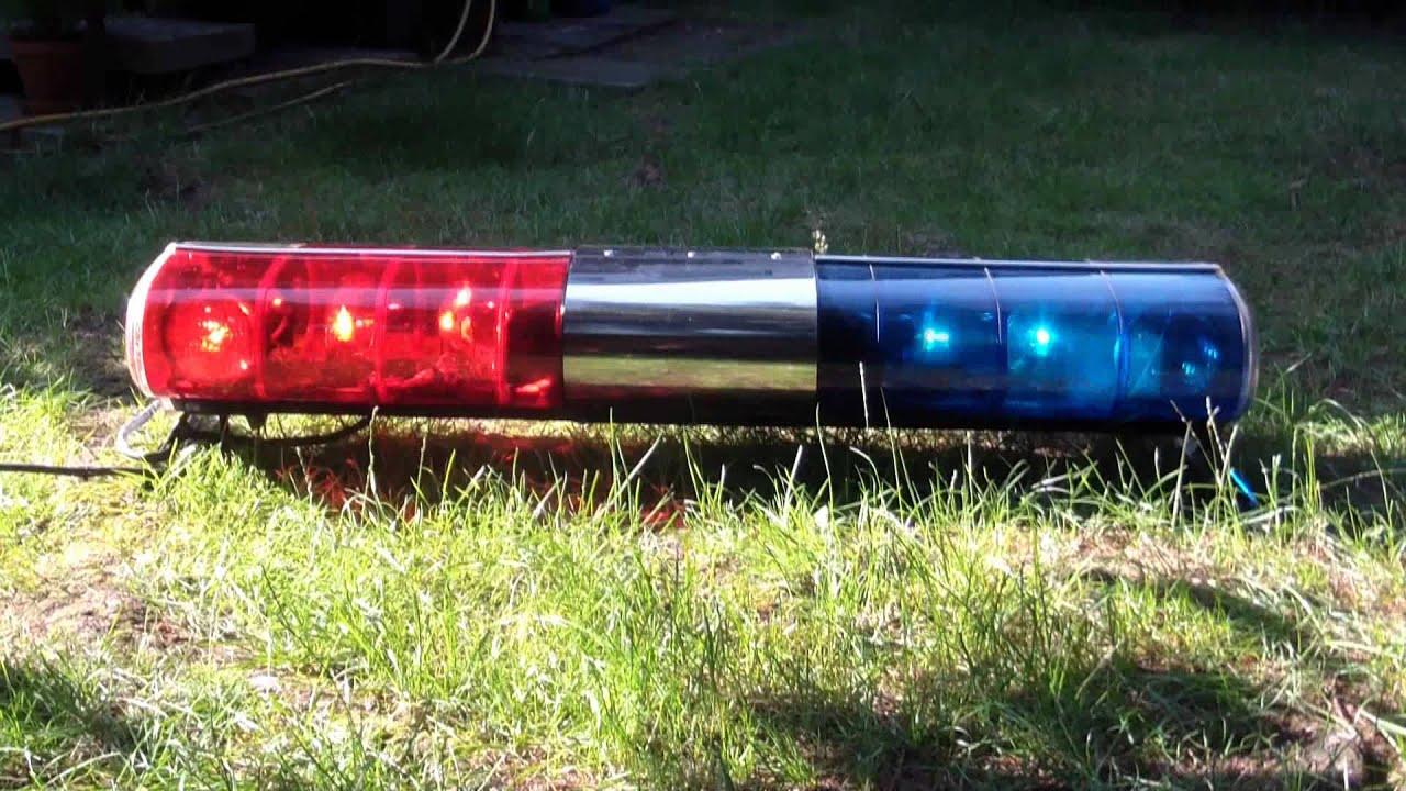 Federal signal aerodynic model 24mea us lightbar youtube federal signal aerodynic model 24mea us lightbar aloadofball Choice Image
