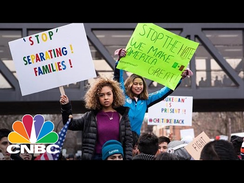 Employees Across U.S. Fired After Participating In 'Day Without Immigrants': Bottom Line | CNBC