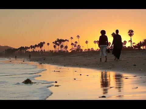 West Coast Meets the Mediterranean Coast in Santa Barbara, California