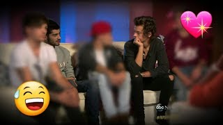 Observing Zayn Whenever Harry is Asked About His Love Life || Zarry