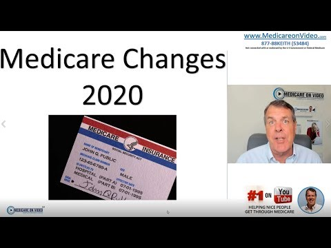 ✅ Medicare Changes 2020 What You Need to Do