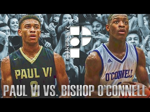 PAUL VI Defeats Bishop O'Connell in EPIC Comeback Win! Full Highlights