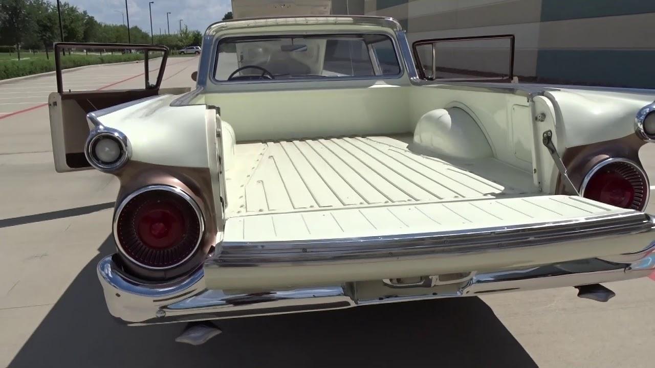 1959 ford ranchero gateway classic cars 900 houston showroom [ 1280 x 720 Pixel ]