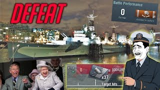 Buff Belfast (World of Warships)