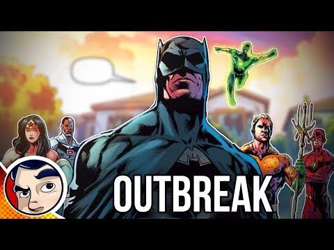 Justice League Killed a Civilian & Destroys Batcave - Rebirth Complete Story