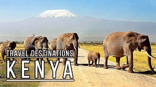 Places To Visit In Kenya | Top 5 Best Places To Visit In Kenya 2019