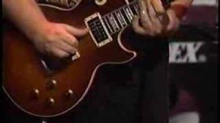 "The Allman Brothers playing at David Letterman show. Look the ""Sher..."