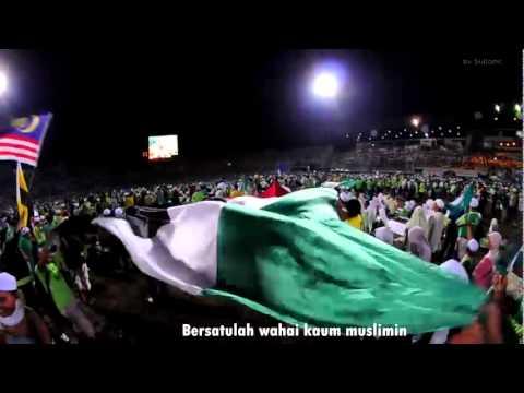 Lagu Parti Islam Se-Malaysia (PAS) versi Himpunan Hijau 2012