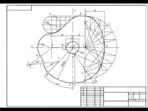 Методика диагностики износа пазовых кулачковых механизмов