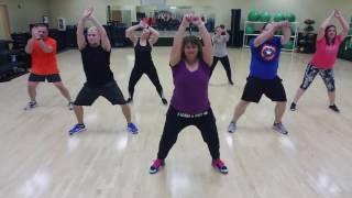 Dance fitness-  firehouse