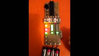 Sliders timer electronic replica