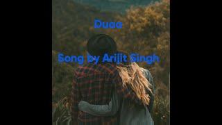 DUAA LYRICS – SHANGHAI-Nandini Srikar, Arijit Singh,