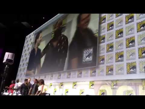 Suicide Squad Cast Introduced At Comic Con #SDCC