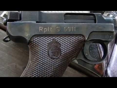LAHTI M1940 Pistol