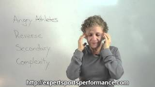 Angry Athletes Use EFT to Keep Cool