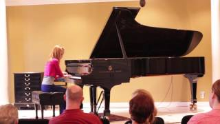 Grieg Notturno, Opus 54, No. 4 | The Piano Gal - Sara Arkell