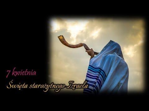 5. Święta starożytnego Izraela - Golgota i co dalej?