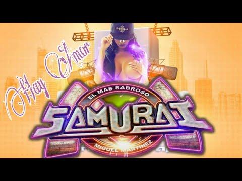 Hay Amor •• Exito Sonido Samurai •• Cumbia Sonidera | Tema Limpio Sin Spots✓