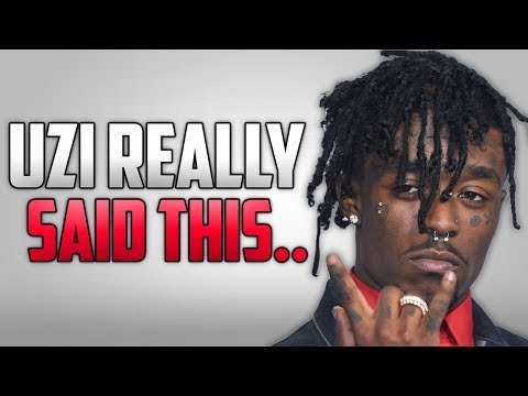 Lil Uzi Vert Is Going To Hell.. And You're Going With Him