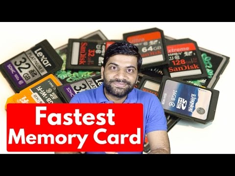 The FASTEST Memory Card!!! Samsung UFS 1.0 MicroSD Cards