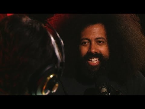 Creative shape-shifter Reggie Watts