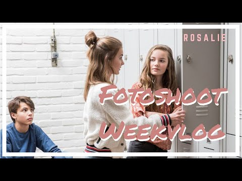 Fotoshoot & Lion King #Weekvlog | R O S A L I E