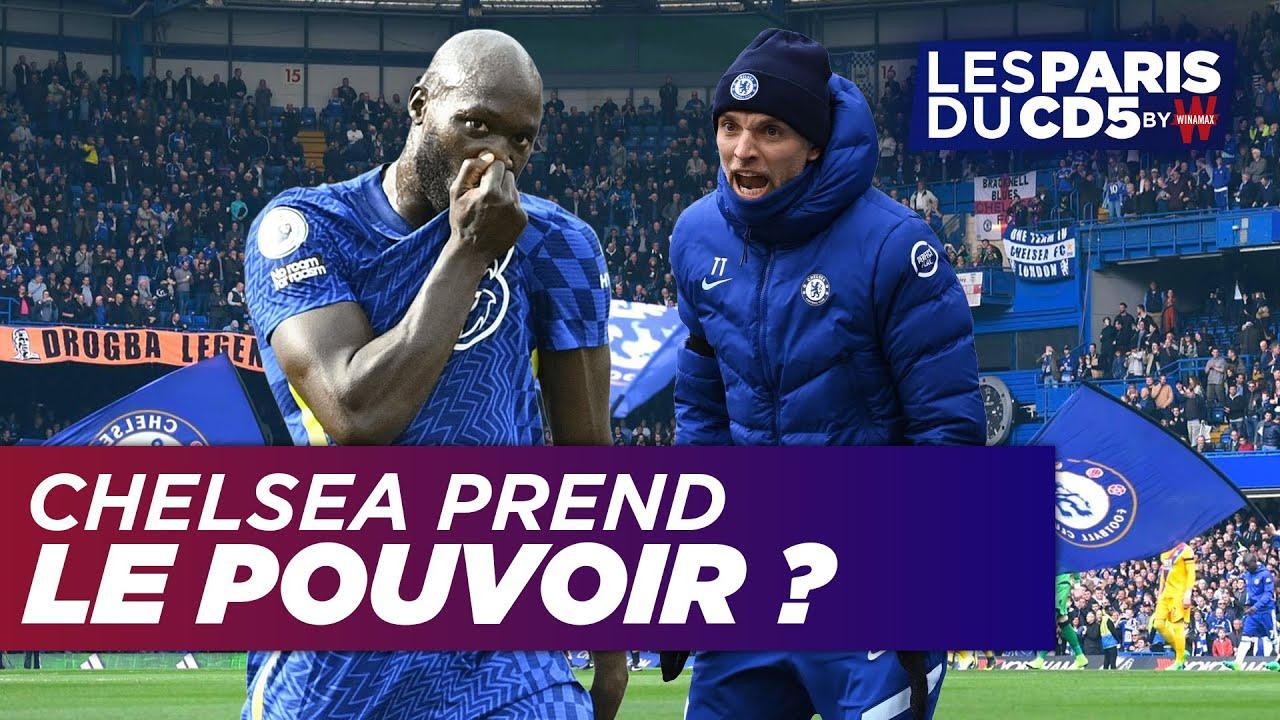 Download CHELSEA PREND LE POUVOIR ? - LES PARIS DU CD5 BY WINAMAX #235 - #CD5