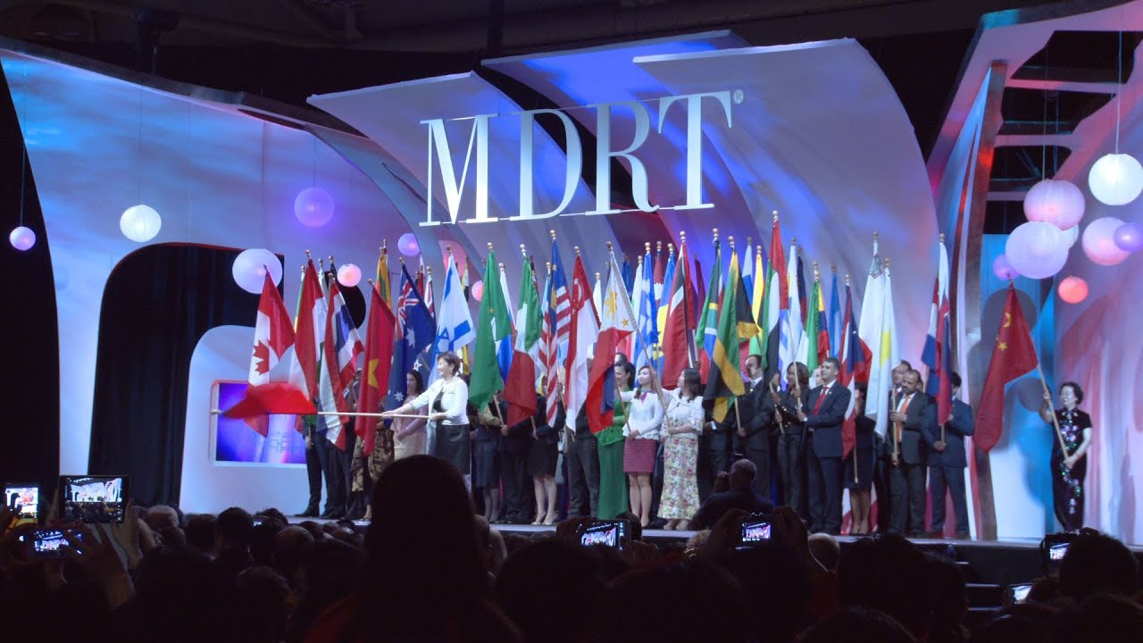 2014 Mdrt Flag Ceremony International Conference And