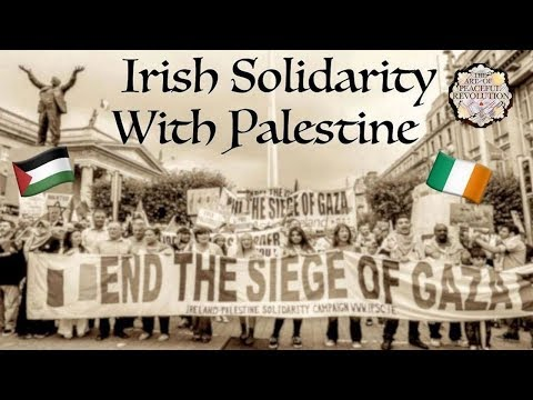 Irish Solidarity With Palestine (Documentary)