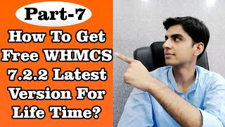How To Get Free WHMCS 7.2.2 Latest Version For Life Time? Part-7 - Shoaib Manzoor