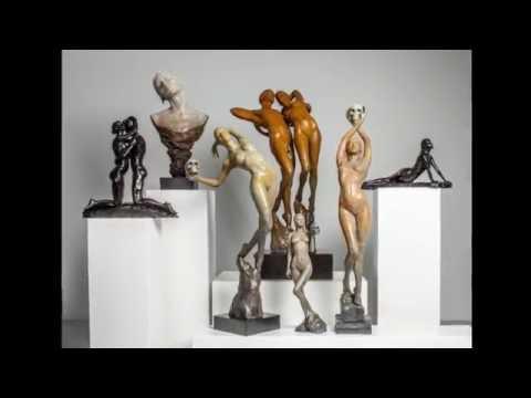 Oceana Rain Stuart, contemporary, figurative, bronze sculpture artist