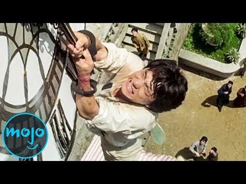 Top 10 On-Set Jackie Chan Injuries