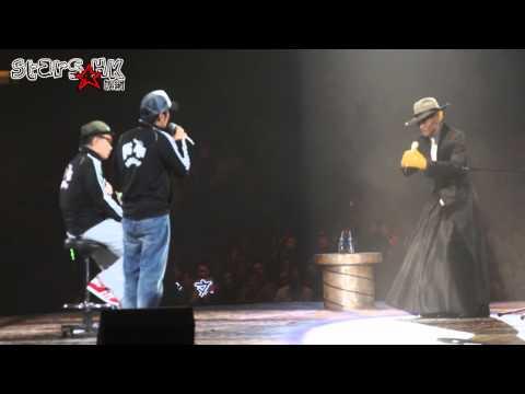 梁漢文2012 Big Man演唱會 - 瀛寰搜奇+大激想