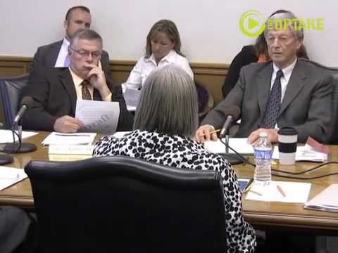 Senate Ethics Committee Hearing Part 2 of 3