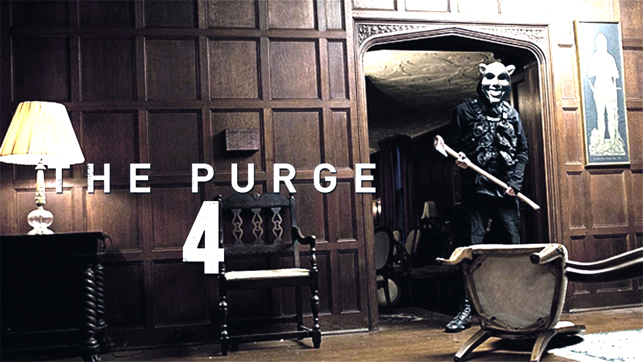 The First Purge 2018 Movie Wallpapers: The Purge 4 Trailer 2018