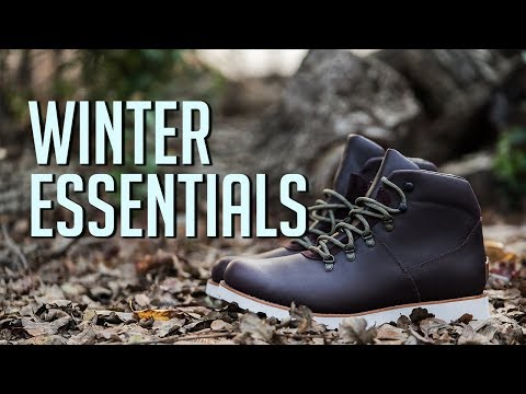 10 Winter Essentials 2018 || Men's Fashion || Gent's Lounge ||