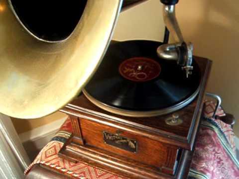Ku Ku - 1922 Okeh Record - Billy Frisch - Very Rare 1920's Klan Record -