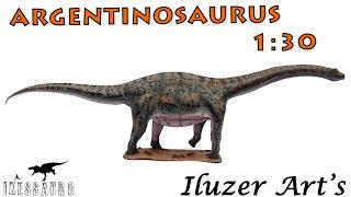 Argentinosaurus Iluzer Arts
