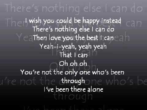 Avril Lavigne Darlin Lyrics