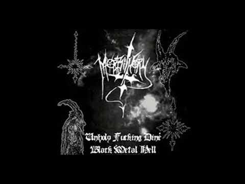 Morbithory - Unholy Fucking Diné Black Metal Hell (Demo : 2013)