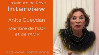 La Minute de Rêve - Interview Anita Gueydan