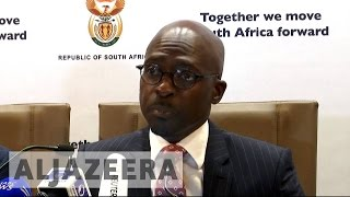 South Africa: New finance minister aims to transform economy