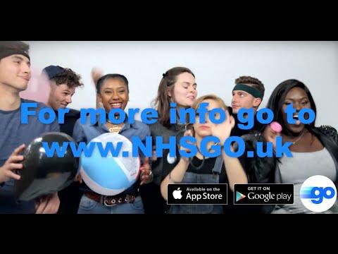 NHS Go app