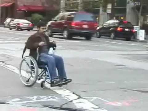 The Pivot Lever Drive Wheelchair Attachment by Rio