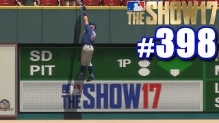 I'VE GOT SERIOUS HOPS! | MLB The Show 17 | Road to the Show #398