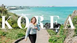 Exploring JEJU ISLAND in South Korea | Haenyeo & Night Markets (Korea Part Two)
