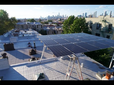 The Brooklyn Solar Canopy: A Guide for Solar Professionals