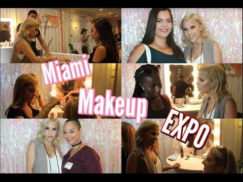 Miami Makeup Expo VLOG!