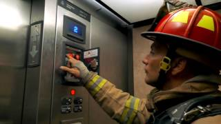 "MDFR Training Zone ""Placing Elevators in Fireman Service"""